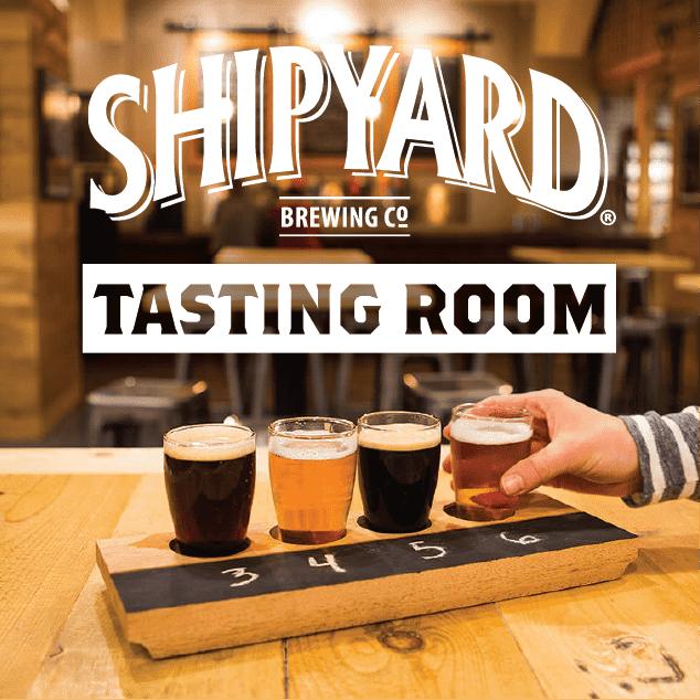 shipyard tasting room